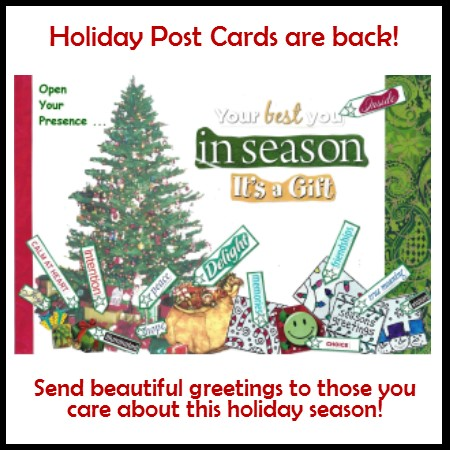 Order holiday post cards!